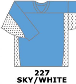 H687-Sky/White