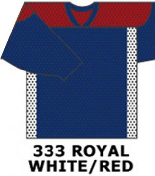 H688-Royal/ White/ Red
