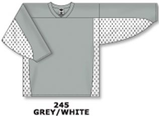 Athletic Knit Hockey Jersey H7100-Grey/White