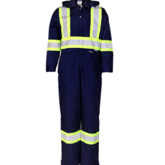 Viking® Insulated Coveralls Navy -30°C/-22°F