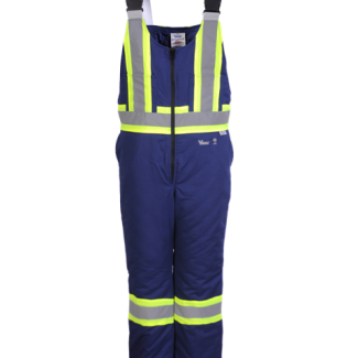 VIKING Insulated Overalls HI VIZ -50°C/-60°F NAVY