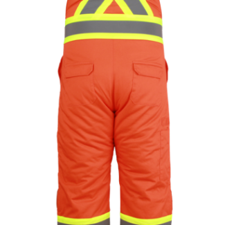 VIKING Insulated Overalls HI VIZ -50°C/-60°F ORANGE