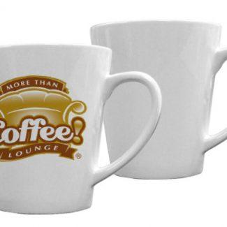 12oz Sublimation Latte Mug