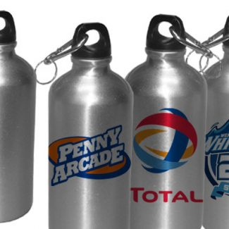 Aluminum Water Bottle (600 ml)