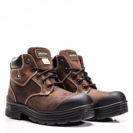 Royer style 10-3120 6 inch 4-DENSITY boot