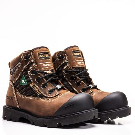 Royer style 10-8420 6 inch MOAB boot