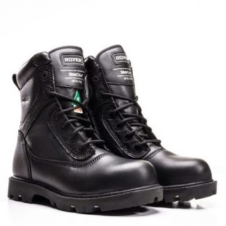Royer style 10-8604 8 inch MOAB boot with zipper closure