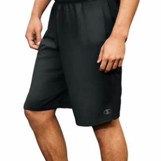 "CHAMPION DOUBLE DRY 10"" TRAINING SHORT WITH POCKETS"