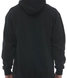 King Athletics hooded sweatshirt