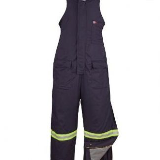 BIG BILL BIB Dupont™ Nomex® IIIA OVERALL INSULATED WITH REFLECTIVE MATERIAL