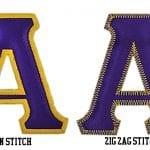rochies single layer greek letters