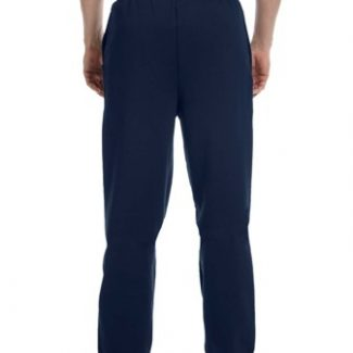 Champion 12 oz./lin. yd. Double Dry Eco® Open-Bottom Fleece Pant with Pockets