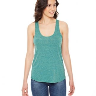 American Apparel Ladies' Triblend Racerback Tank