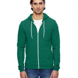 American Apparel Full-Zip Hood
