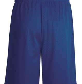 CHAMPION Youth Mesh Short – 7″ ( inches inseam )