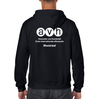 Protected: AVH Fleece Zipped Hoody