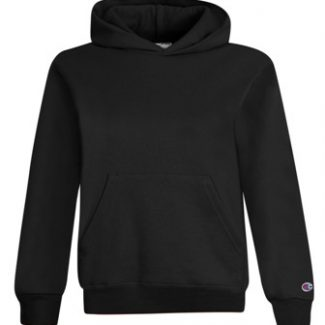 CHAMPION YOUTH DOUBLE DRY ECO® FLEECE HOOD