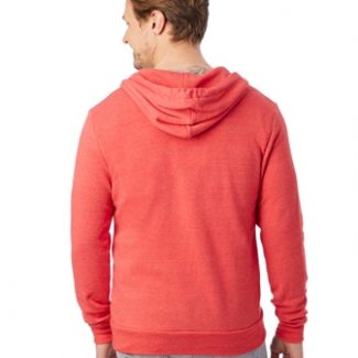 Alternative Men's Rocky Eco-Fleece Zip Hoodie
